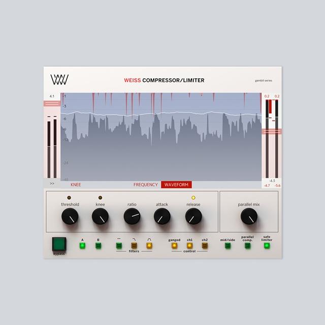Weiss Compressor/Limiter